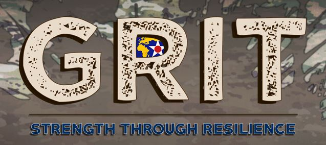 GRIT Strength Through Resilience banner