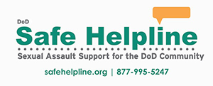 Safe Helpline Banner